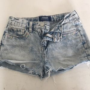 Kids Old Navy short shorts
